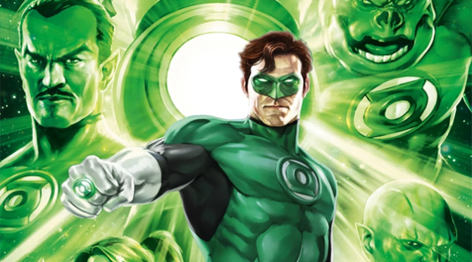 Green Lantern: Emerald Knights (2011) Movie Review By Stephen McLaughlin
