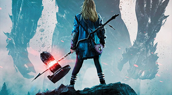 I Kill Giants (2017) Movie Review By Steven Wilkins