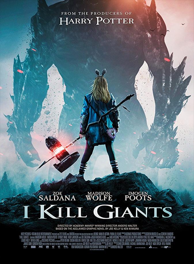 I Kill Giants Review