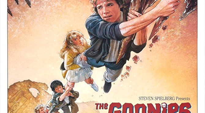 The Goonies (1985) Movie Retro Review By Stephen McLaughlin