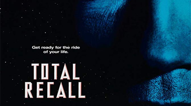 Total Recall (1990) Movie Retro Review By Stephen McLaughlin