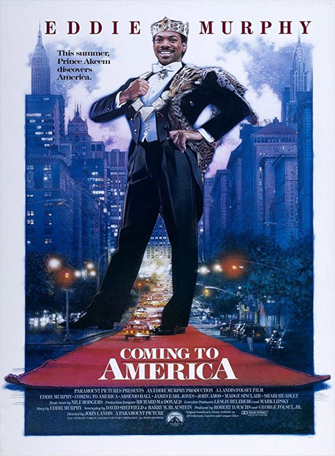 Coming to America Review