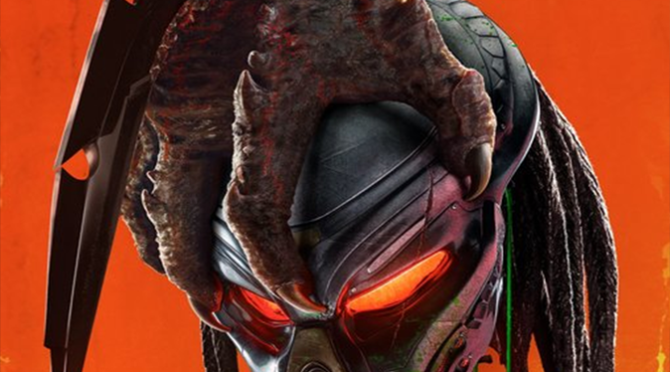 The Predator (2018) Blu-Ray Review By D.M. Anderson