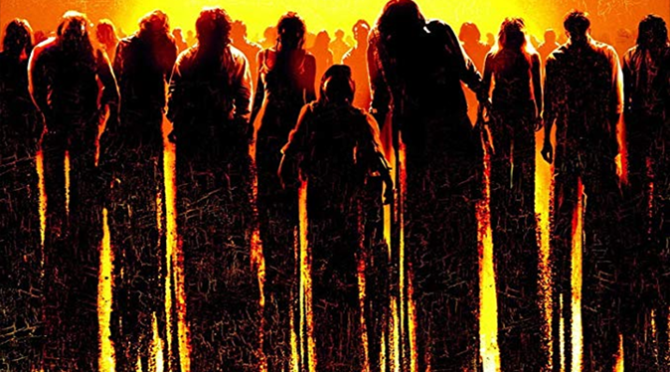 Dawn of The Dead (2004) (and the Crumbling Cookie) Movie Review By D.M. Anderson