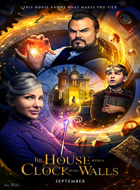 House with a Clock in Its Walls Review