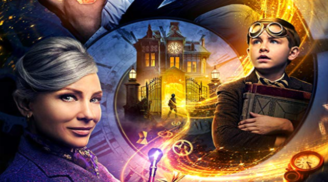 The House With A Clock In Its Walls (2018) Movie Review By John Walsh