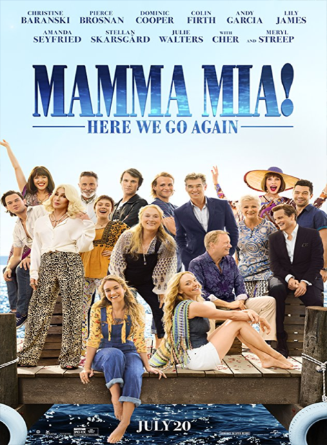 Mamma Mia! Here We Go Again Review