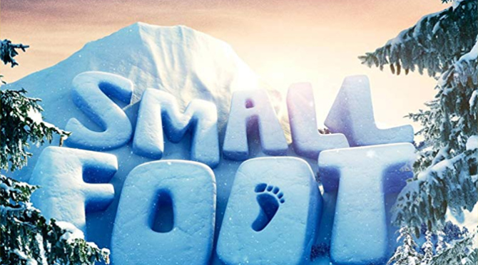 Smallfoot (2018) Movie Review By Stephen McLaughlin