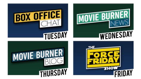 Website Movie Burner Shows Graphic