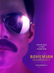 Bohemian Rhapsody Review, The story of the legendary rock band Queen and lead singer Freddie Mercury, leading up to their famous performance at Live Aid.