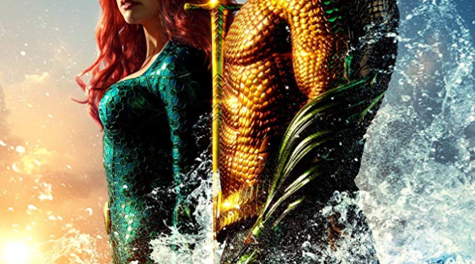 Aquaman (2018) Movie Review By Gerry & Elizabeth Brown (The Movie Couple)