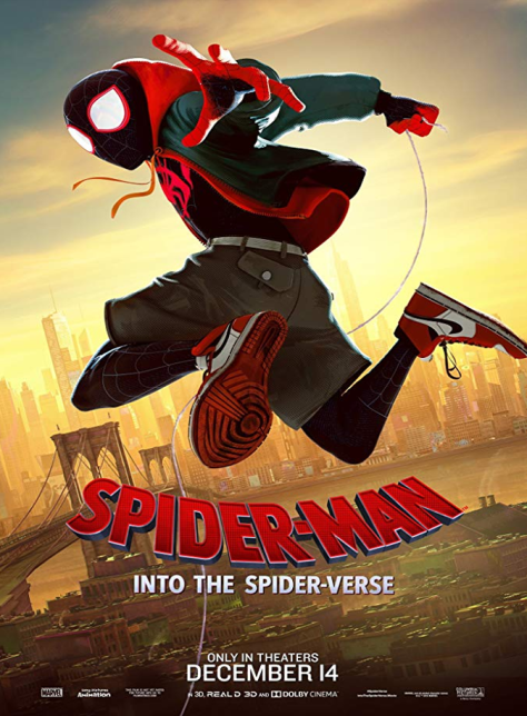 Spider-Man Into the Spider- Verse