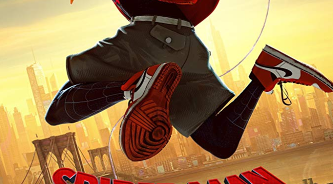 Spider-Man: Into the Spider-Verse (2018) Movie Review By Stephen McLaughlin
