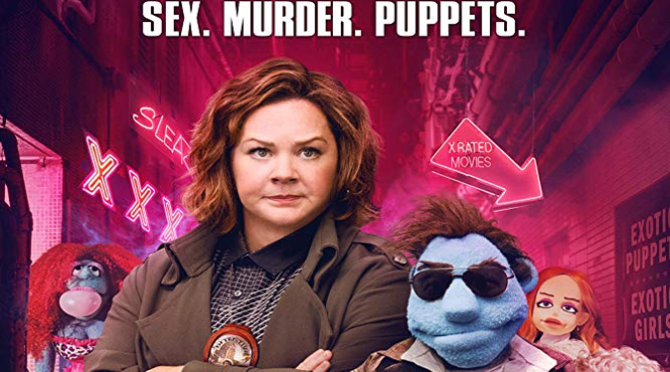 The Happytime Murders (2018) Movie Review By Stephen McLaughlin