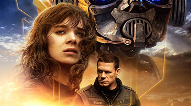Bumblebee Review, On the run in the year of 1987, Bumblebee finds refuge in a junkyard in a small Californian beach town. Charlie, on the cusp of turning 18 and trying to find her place in the world, discovers Bumblebee, battle-scarred and broken.