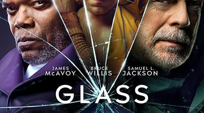 Glass (2019) Movie Review By The Movie Couple