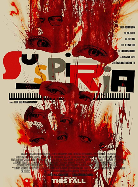 Suspiria Review, A darkness swirls at the center of a world-renowned dance company, one that will engulf the artistic director, an ambitious young dancer, and a grieving psychotherapist. Some will succumb to the nightmare. Others will finally wake up.