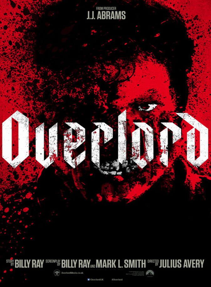 Overlord Review, A small group of American soldiers find horror behind enemy lines on the eve of D-Day.