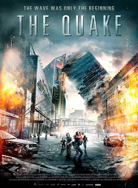 """The Quake Review, In 1904 an earthquake of magnitude 5.4 on the Richter scale shook Oslo, with an epicenter in the """"Oslo Graben"""" which runs under the Norwegian capital. There are now signs that indicate that we can expect a major future earthquake in Oslo."""