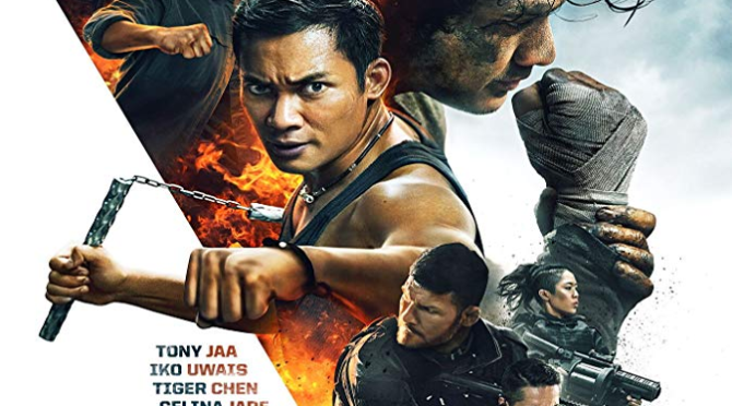 Triple Threat (2019) Movie Review By  Steven Wilkins