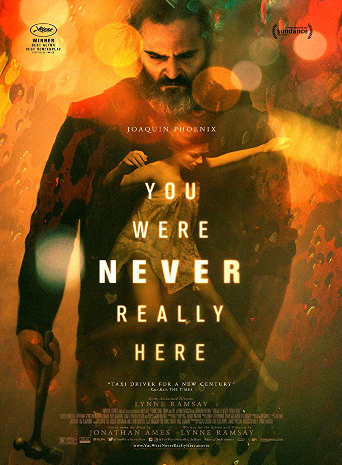 You Were Never Really Here Review,
