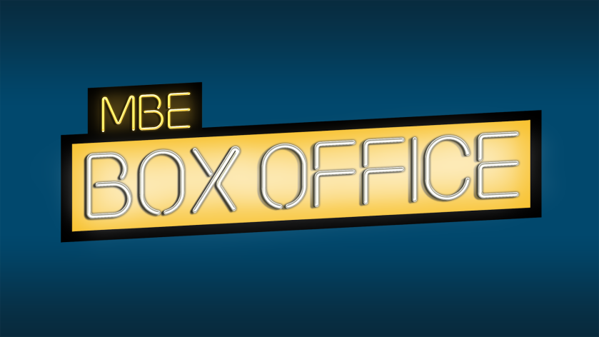 MBE: Box Office, Join John Walsh on This Week's MBE Box Office (UK) We discuss the top ten films in the UK.