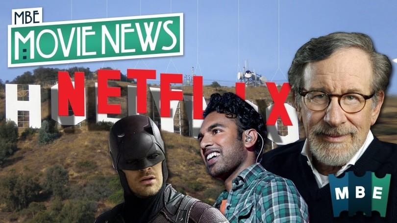 Spielberg versus Netflix