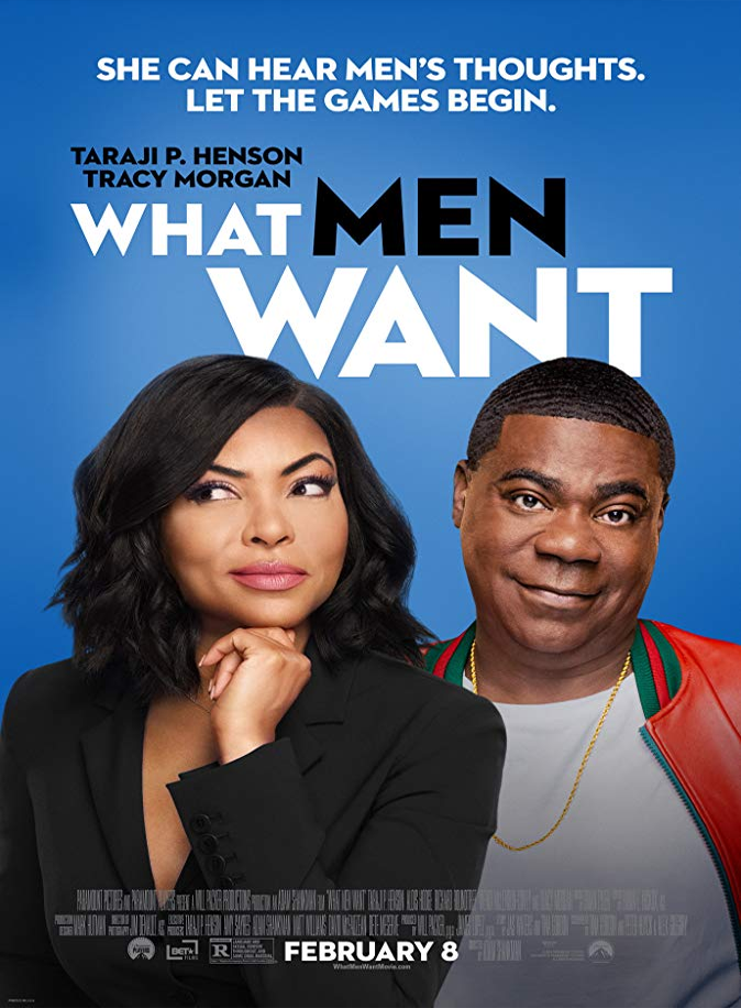 What Men Want Review, A woman is boxed out by the male sports agents in her profession, but gains an unexpected edge over them when she develops the ability to hear men's thoughts.