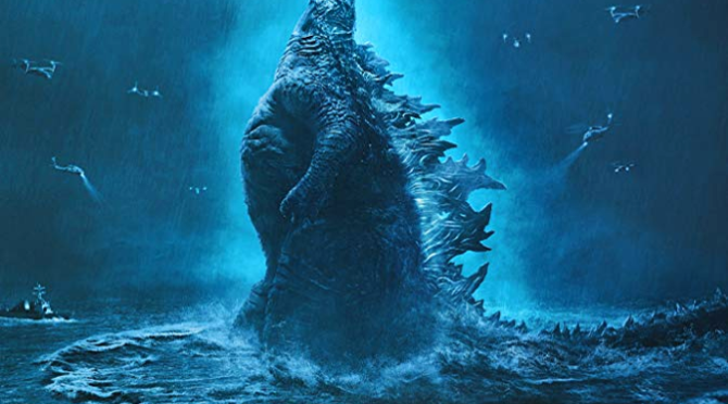 Godzilla: King of the Monsters (2019) Movie Review By The Moviie Couple
