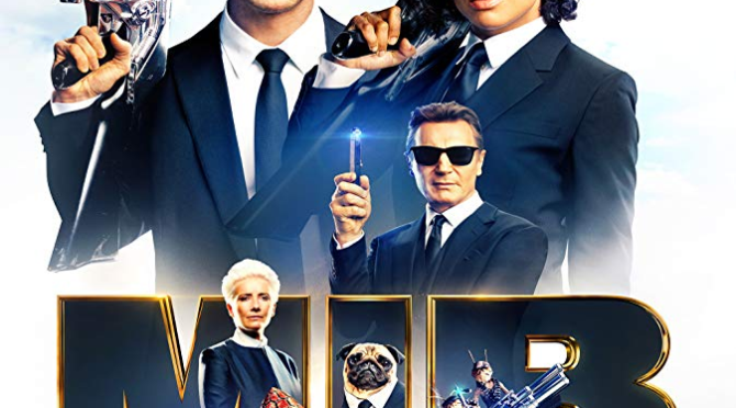Men in Black: International (2019) Movie Review By The Moviie Couple