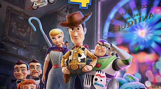 Toy Story 4 Review