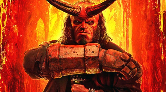 Hellboy (2019) Blu-Ray Movie Review By D.M. Anderson