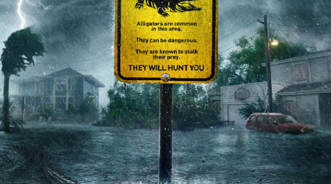 Crawl (2019) Movie Review By The Moviie Couple