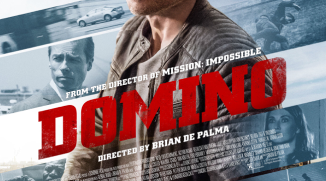 Domino (2019) Blu-Ray Movie Review By D.M. Anderson