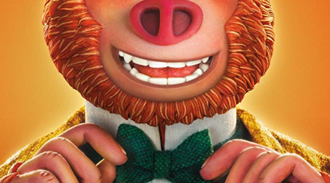 Missing Link (2019) Blu-Ray Movie Review By D.M. Anderson