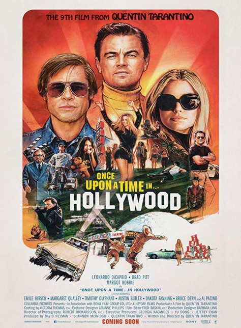 Once Upon a Time ... in Hollywood Review