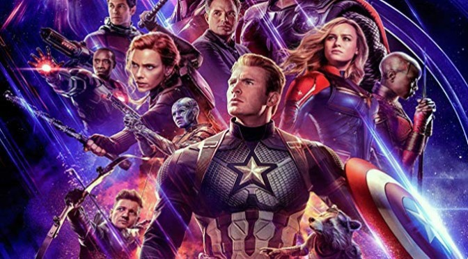 Avengers: Endgame (2019) Blu Ray Movie Review By D.M. Anderson