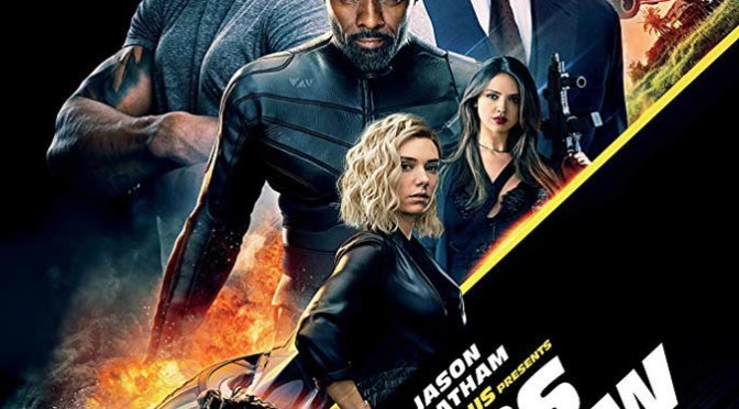 Fast and Furious Presents: Hobbs and Shaw (2019) Movie Review By The Moviie Couple