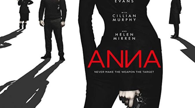 Anna (2019) Blu-Ray Movie Review By D.M. Anderson