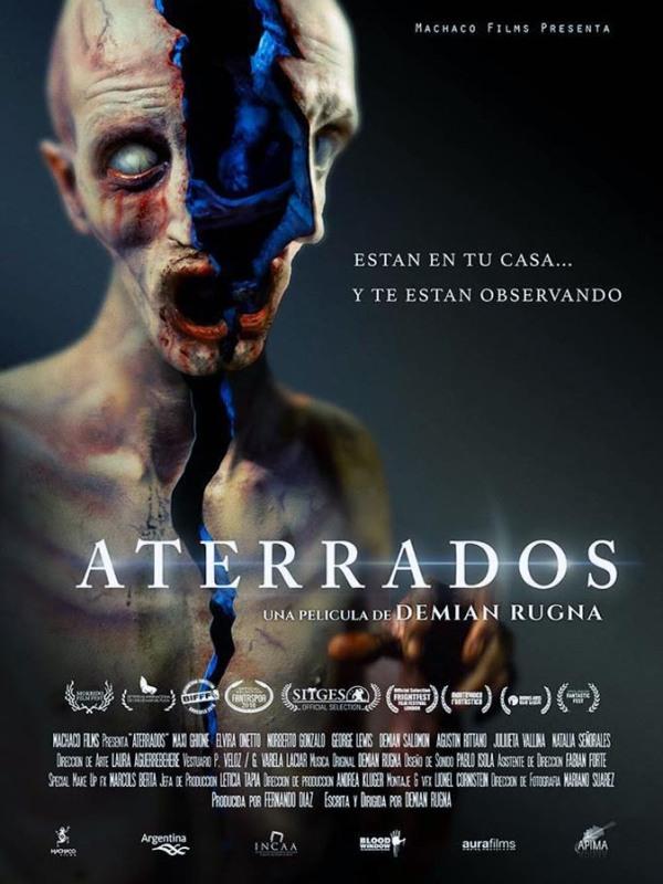Aterrados Review