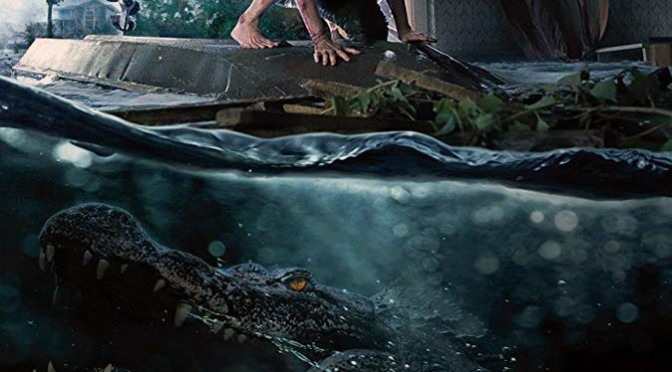 Crawl (2019) Movie Review By Peter Pluymers