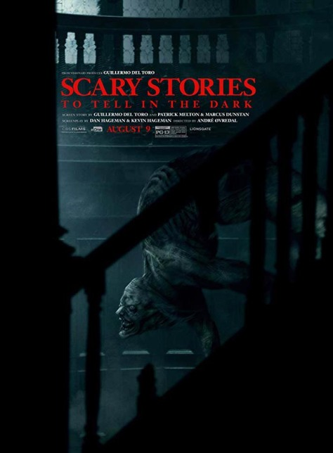 Scary Stories To Tell In The Dark Review