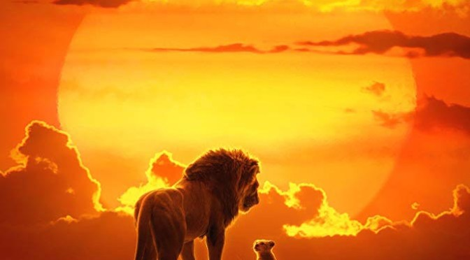 The Lion King (2019) Movie Review By D.M. Anderson