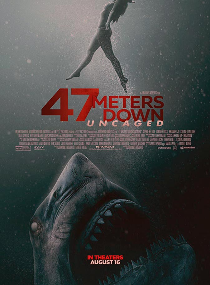 46 Meters Down Uncaged Review