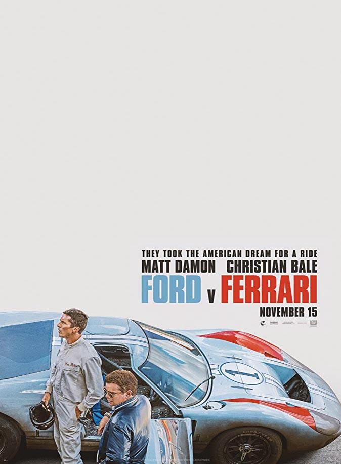 Ford v Ferrari Review