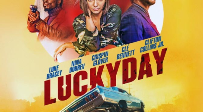 Lucky Day (2019) Movie Review By Peter Pluymers