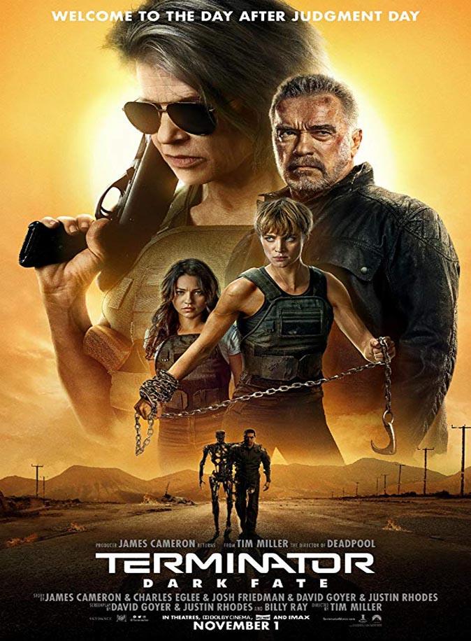 Terminator - Dark Fate Review