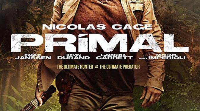 Primal (2019) Movie Review By Peter Pluymers