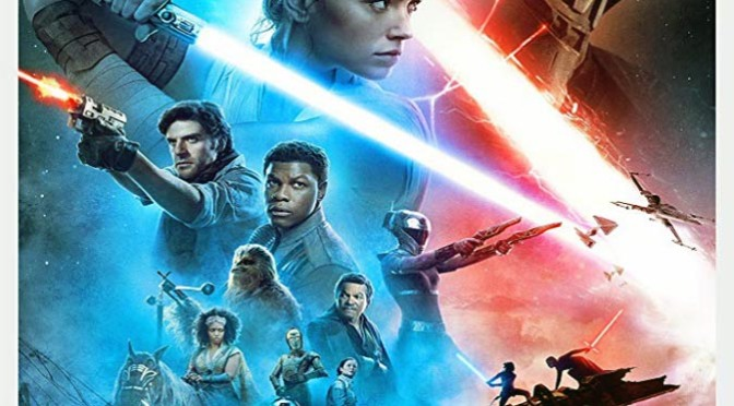 Star Wars IX : The Rise Of Skywalker (2019) Movie Review By Philip Henry