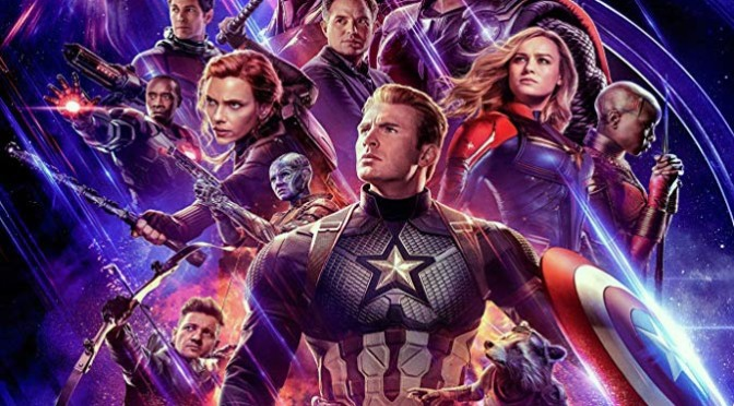 Avengers: Endgame (2019) Movie Review By Gianni Damaia
